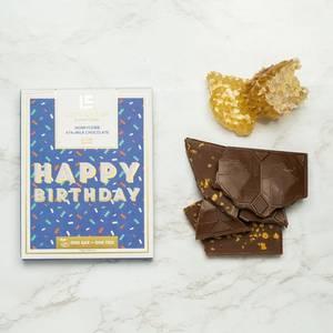 "Bilde av Love Cocoa ""Happy B'day"" Honeycomb Milk"