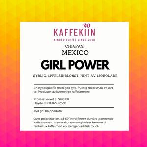 Bilde av Girl Power Mexico washed Arabica Chiapas Cafe de